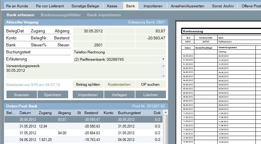 DATAC24-Bankimport 13
